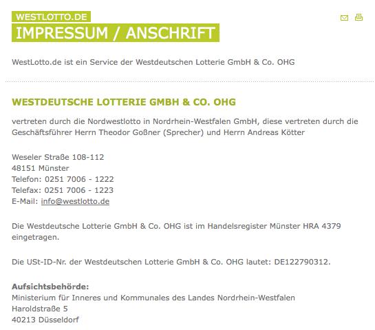 Lotto Bayern 695538