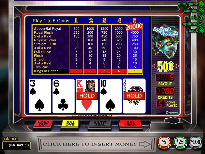 New Poker 355844