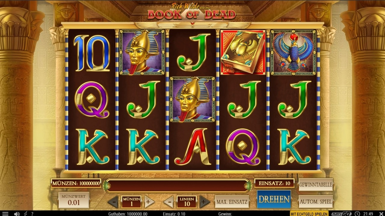 Spielautomaten Algorithmus 820635