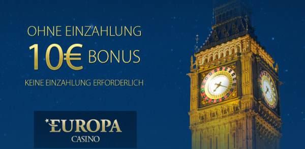 10 euro Bonus 564759