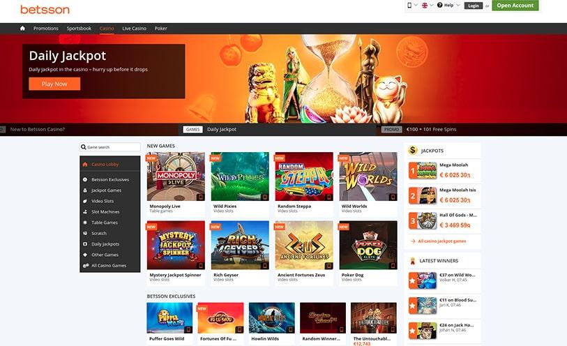 Online Casino Stream 833617