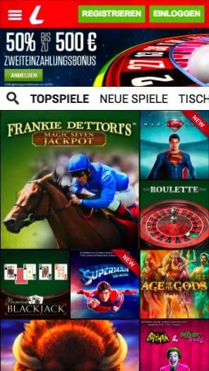 Casino Handy 579923