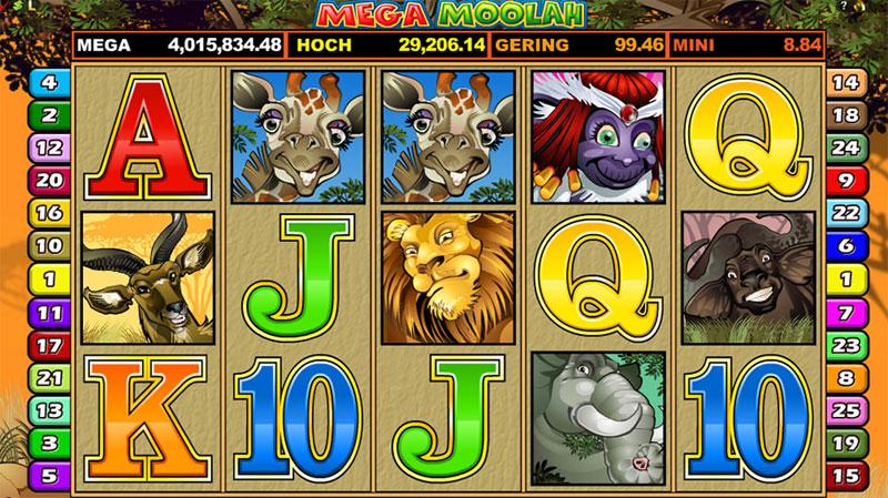 Auszahlungsquote Spielautomaten 122200