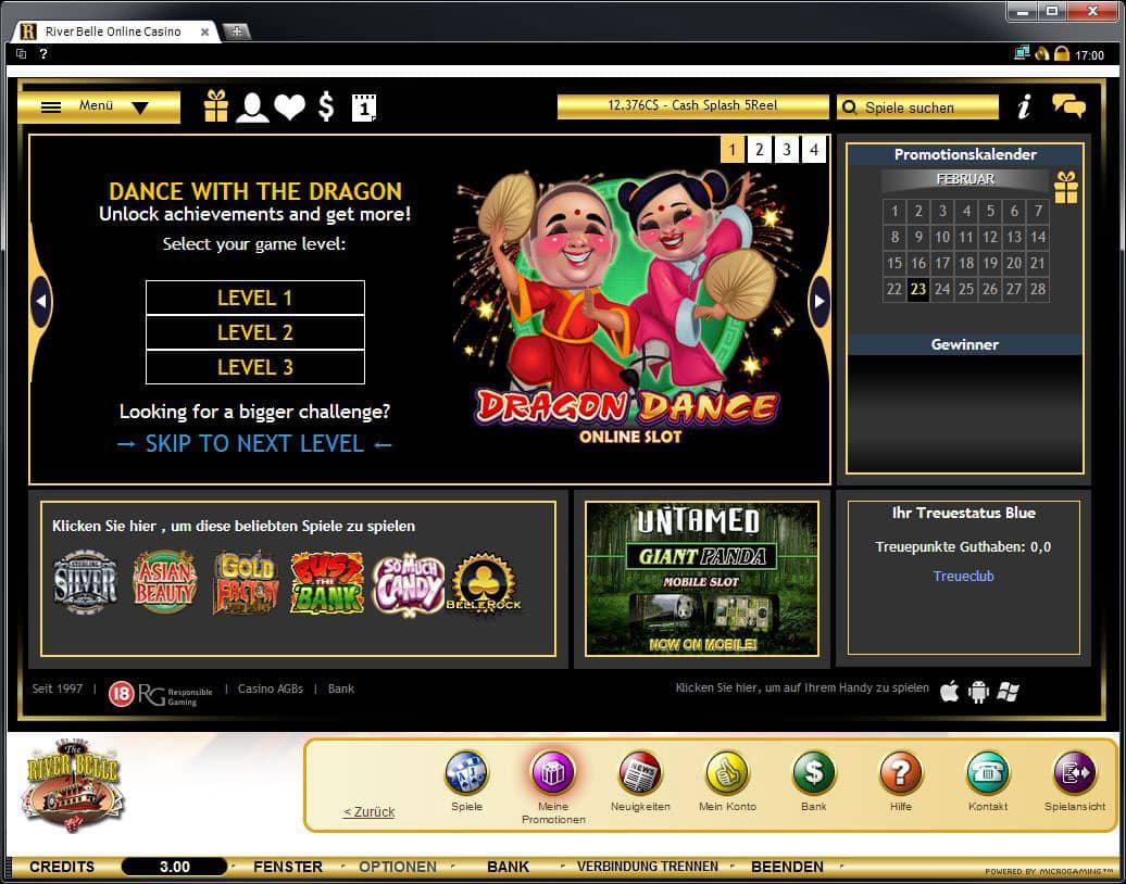 Auszahlungsquote Spielautomaten River 513448