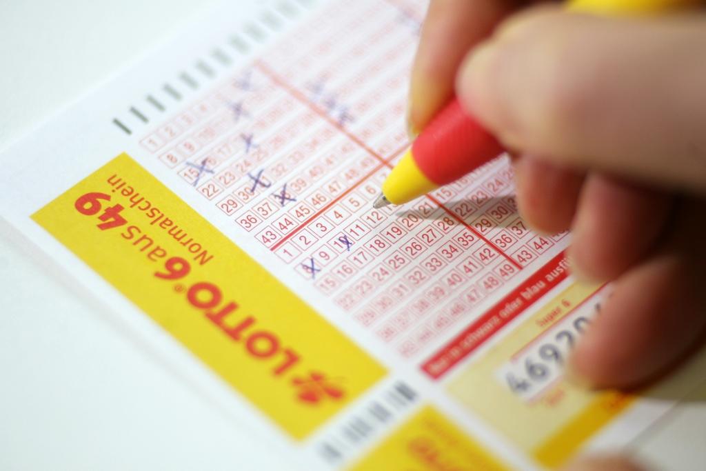 Im Lotto 141415