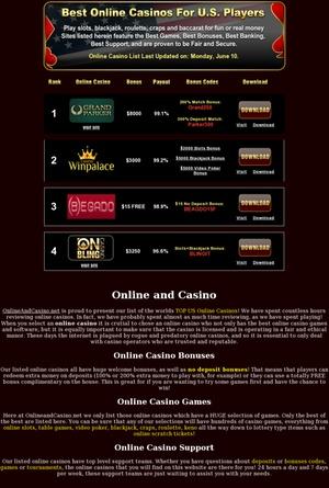 Deutsche online Casinos 84584