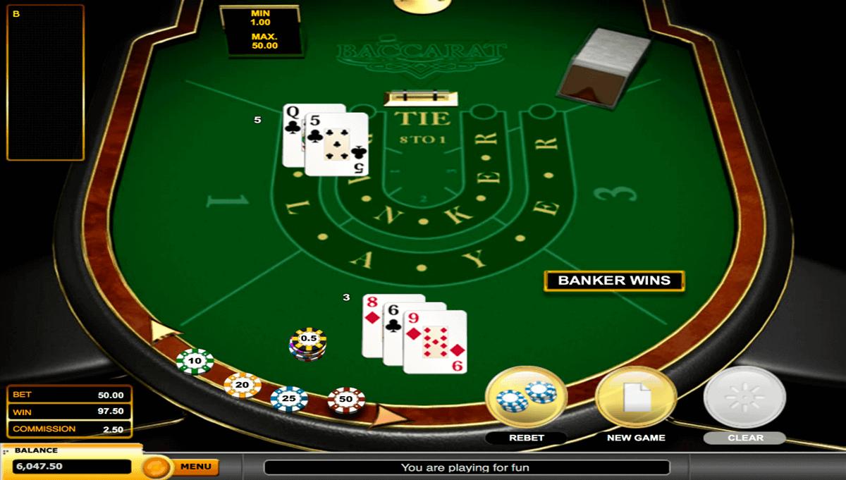 Baccara Kartenspiel 22bet 679515