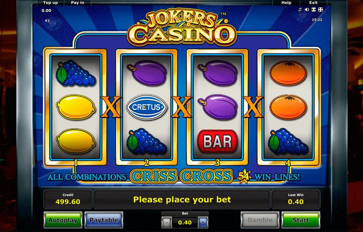Online Casino Automat 630115