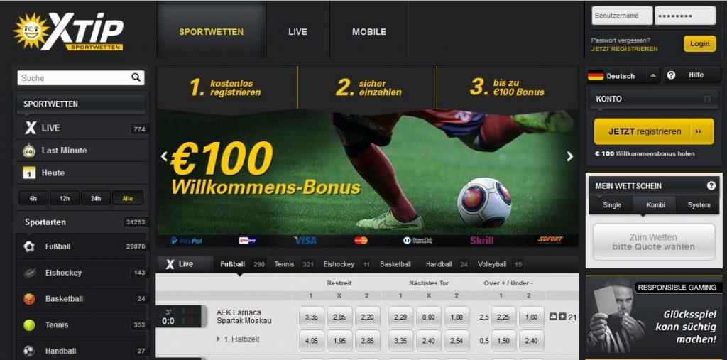 Sportwetten Bonus Paypal 946636