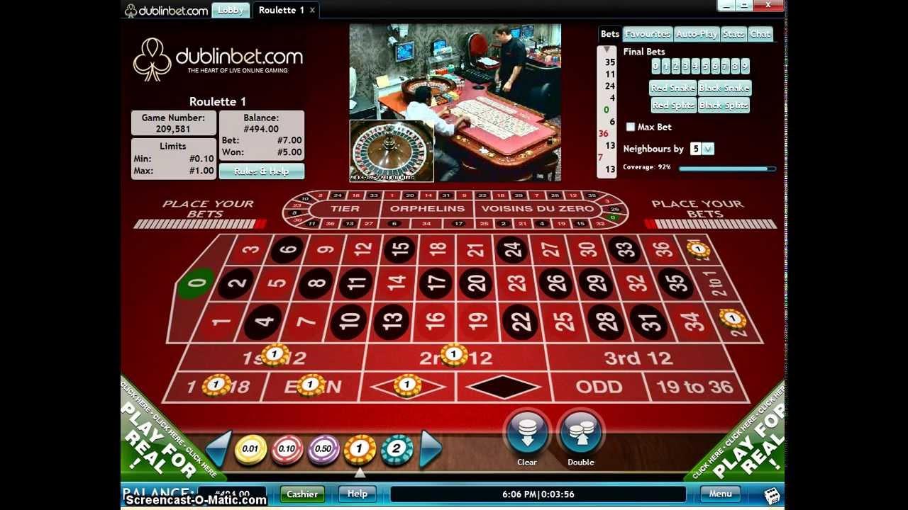 Technik Roulette Systeme 489014