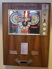 Gewinnchance Spielautomat 546877