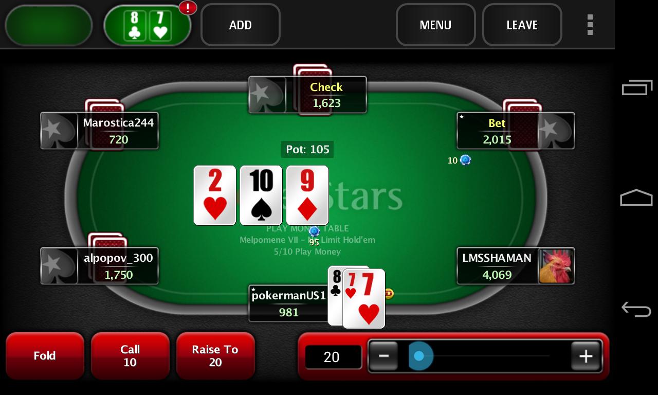 Poker stars Casino 488046