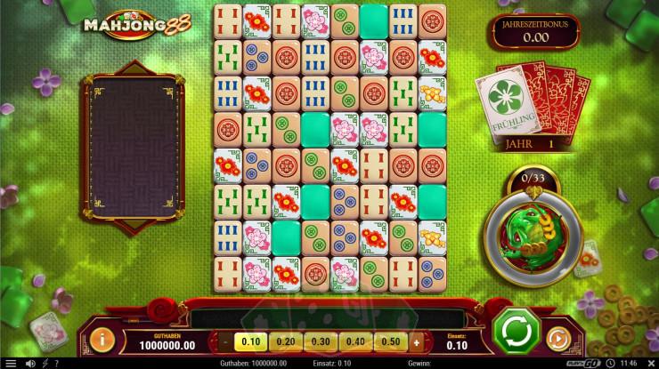 Spiel Mahjong 320374