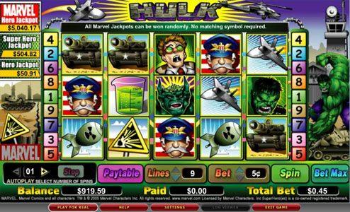 Slots anmelden BoaBoa 784090