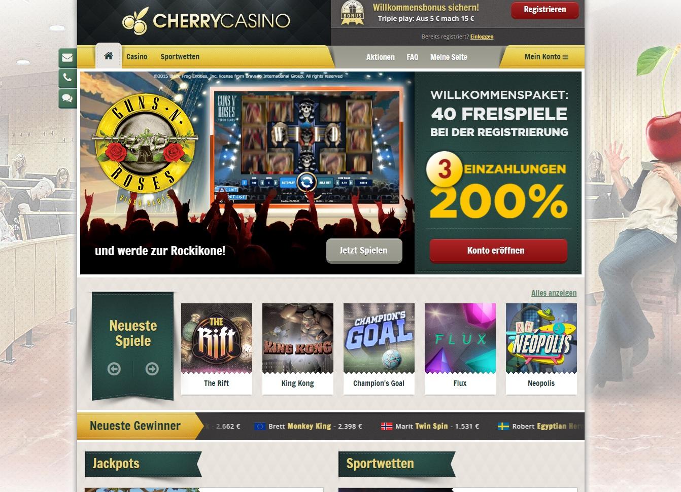 Casino Bonus 755155