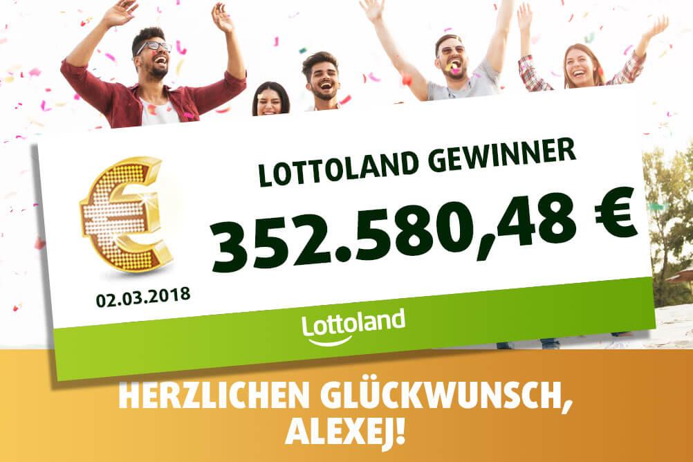 Eurojackpot Gewinner Casinogeldbote 830906
