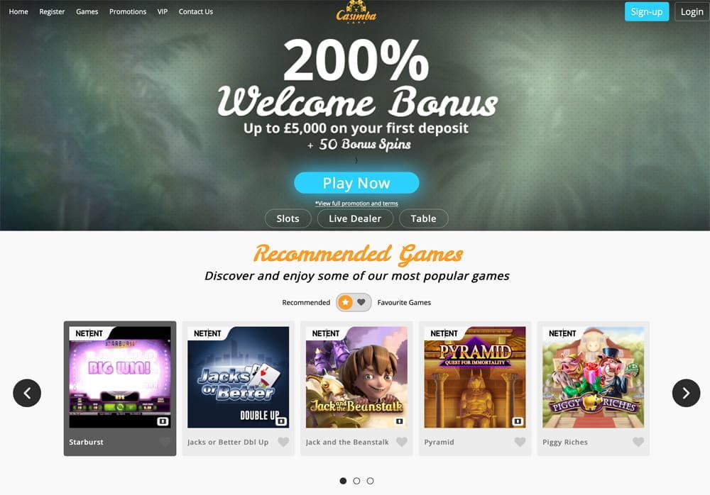 Casino Tipp Erfahrungen 777214