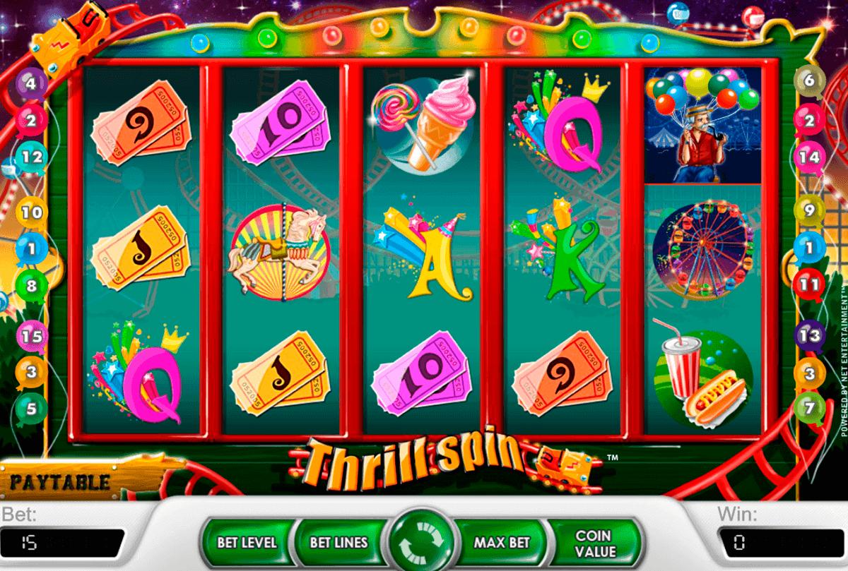 Erfahrungsaustausch Spielautomaten Spin 126084