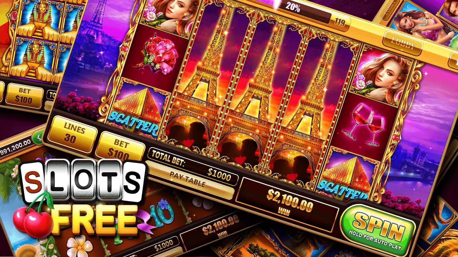 Casino Slots Verdopplung 839231