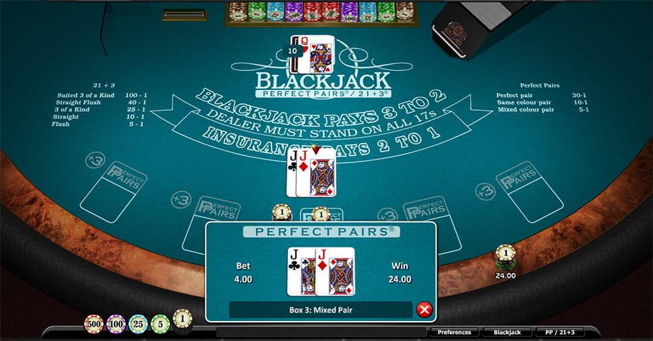 Blackjack Spielgeld 917364