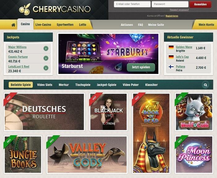 Online Casino Gewinne 345697
