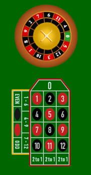 Roulette Zero 784214