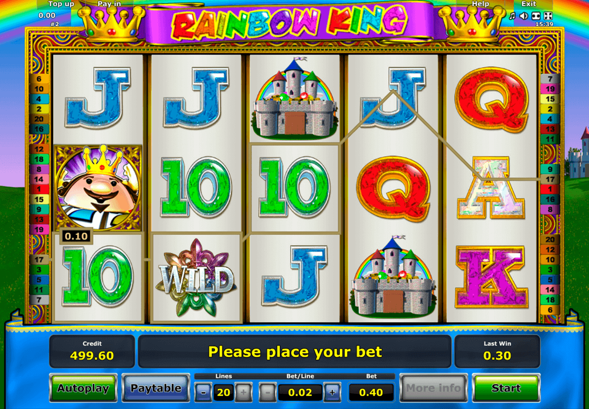 Klassische Spielautomaten 899748