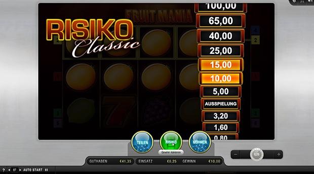 Online Casino mit 22780