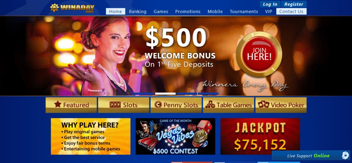 Casino Promo 694376