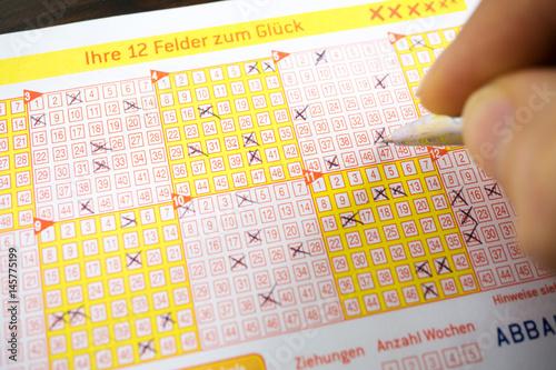 Lotto spielen 467557