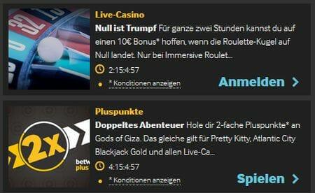 Bonus Betway Casino 930075