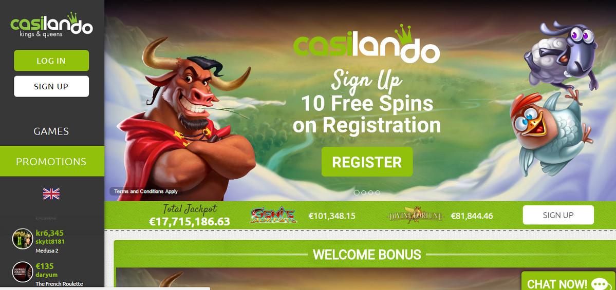Uganda Casino online 707409