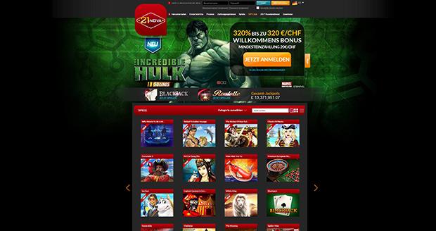 Online Casino mit 29313