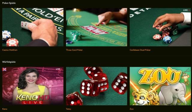 Top neues Casino 784809