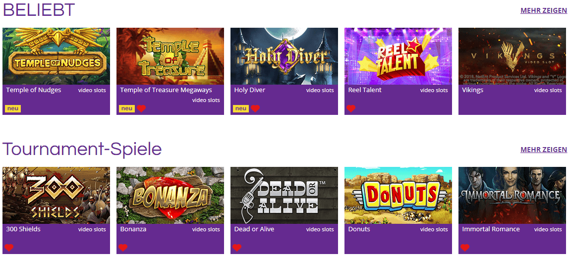 Casino Spiele 268844