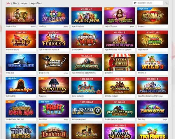 Online Casino in 910436