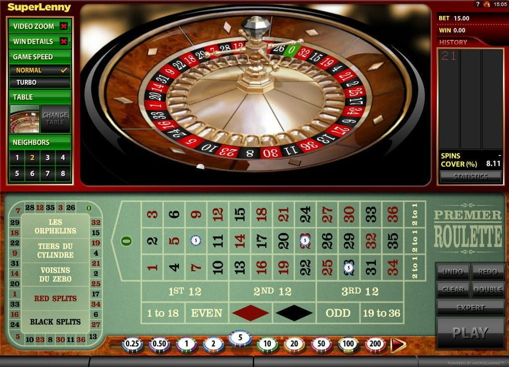 Roulette Simulator Superlenny 620628