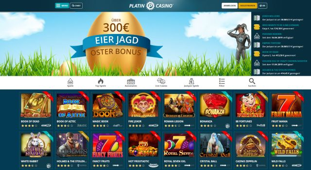 Casino Welcome Bonus 244092