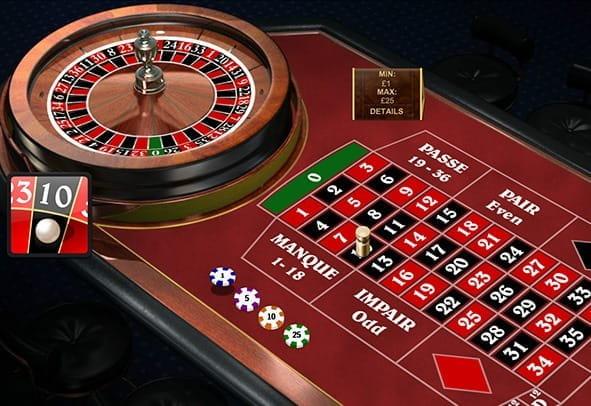 Europäisches Roulette 507325