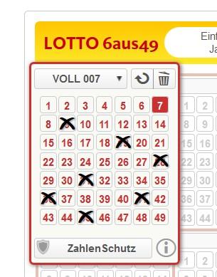 Lotto System spielen 301058