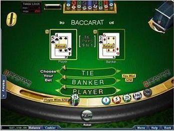 Baccarat online Casino 898331