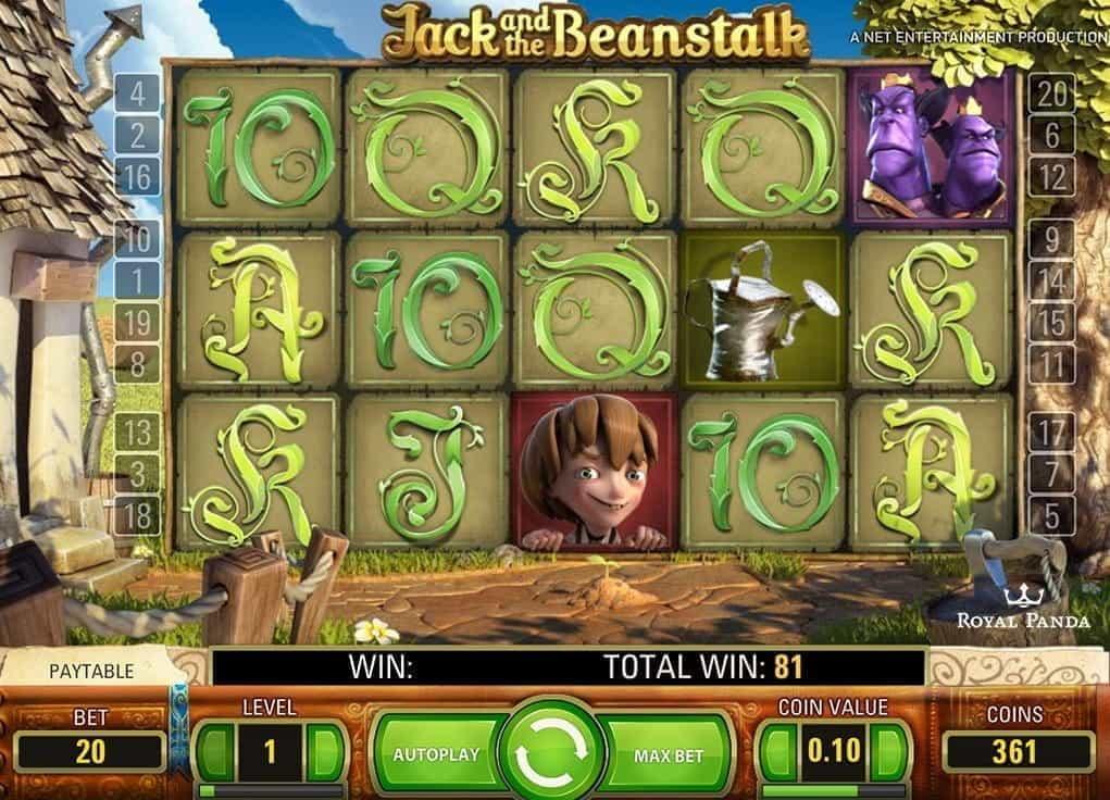 Black Jack 61862