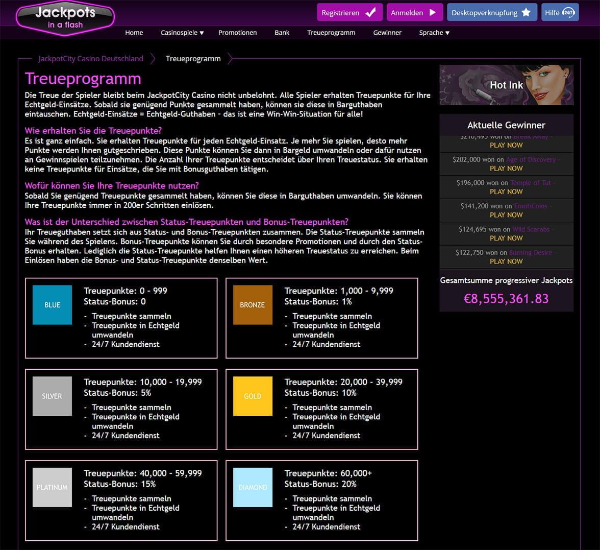Online Casino mit 401188