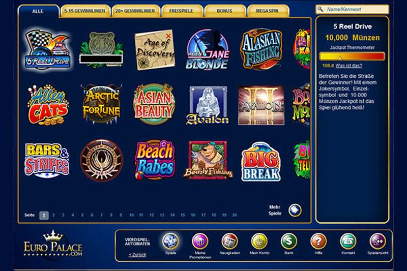 Casino Bonus umsetzen 730405