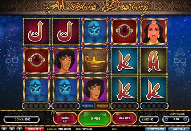 Online Automat spielen 971744