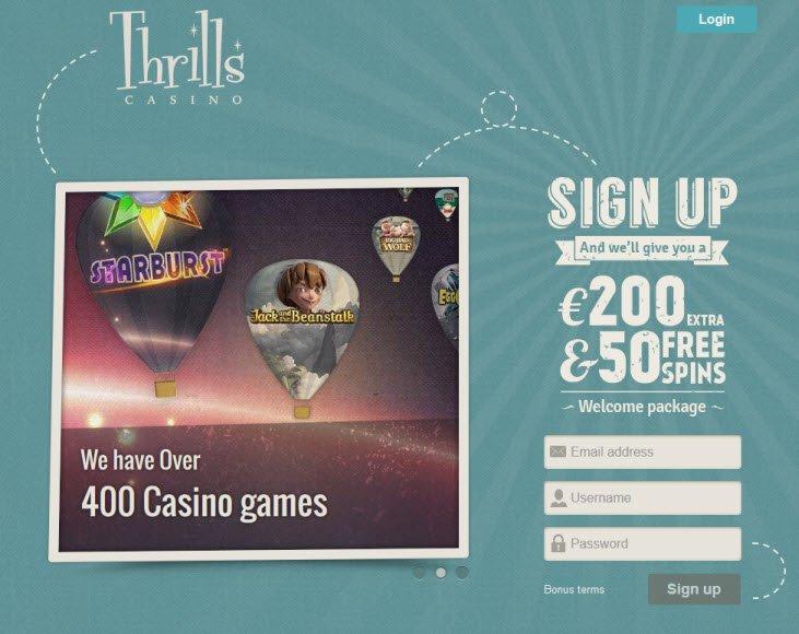 Aliens free Thrills 723344