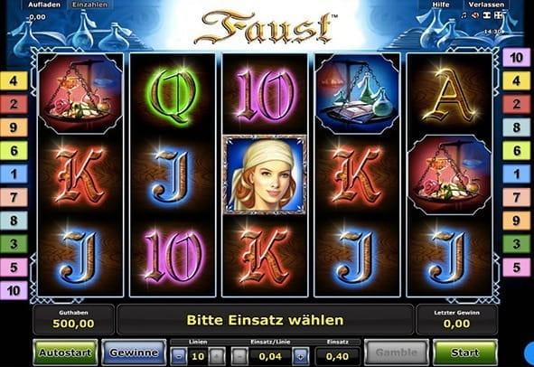 Automaten Zocken 463810