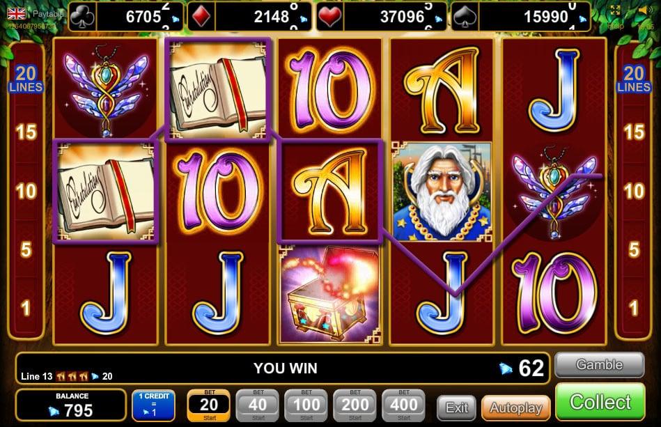 Online Casinos mit 164925