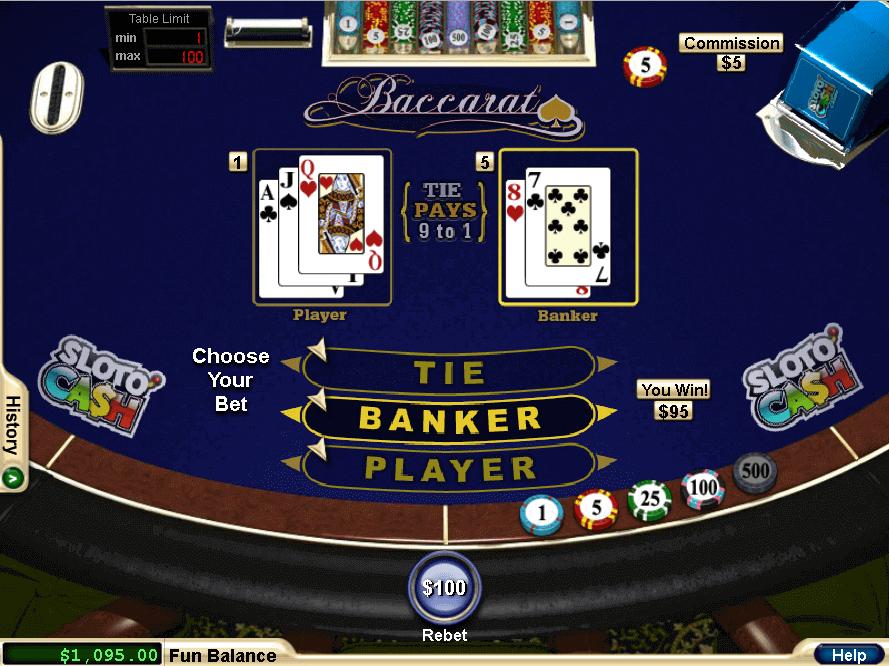 Baccara Kartenspiel 22bet 639403