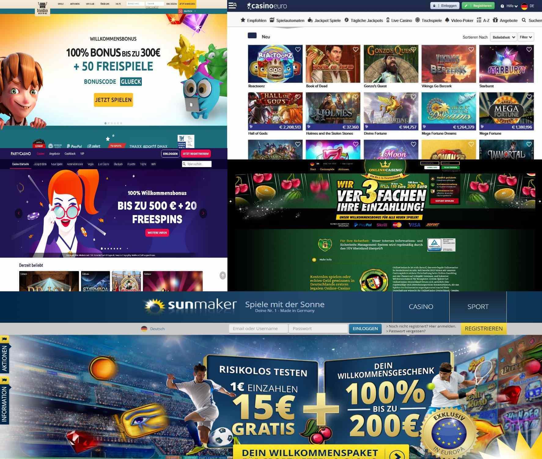 Beste online Casino 447027